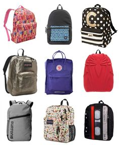 Cool backpacks for teens and big kids   Back to school guide 2016   Cool Mom Picks