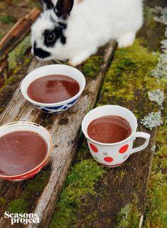 Seasons of life №6 / november-december issue. Hot chocolate
