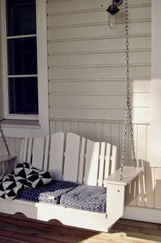 Veranda Swing - Niittylä Home