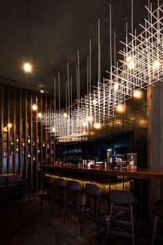 Hype (Timisoara, Romania), Lighting | Restaurant & Bar Design Awards