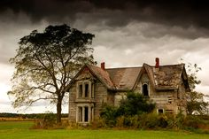 once someone's dream house