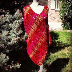 http://ift.tt/1IvgFED #handmade #crochetaddict. #womamsponchos #ponchos #gifts