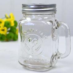 Temerity Jones 'County Fair' Mason Drinking Jar at lisaangel.co.uk