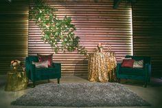 Styled Shoot Design: En Vogue Events // Photography: Steve Lee Photography // Furniture: AFR Event Furniture // Floral: Dream Bouquet // Linen: EB Inc. Event Rentals