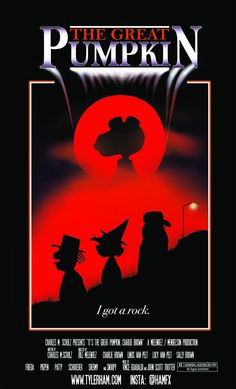 "brokehorrorfan: ""Today is the first day of autumn! If I were to make a list of movies that best capture the Halloween spirit, Halloween III: Season of the Witch and It's the Great Pumpkin, Charlie Brown would both be among the top picks. Tyler Ham..."