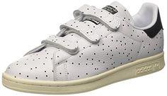 dc406ce3dd adidas Damen Stan Smith Cf Sneaker Low Hals