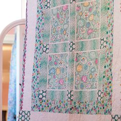 Forest Hill Quilt from Erin McMorris' Forest Hill collection
