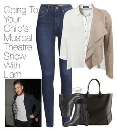 """Going to Your Child's Musical Theatre Show with Liam"" by onedirectionimagineoutfits99 ❤ liked on Polyvore featuring moda, Givenchy, H&M, VILA, La Marque e Topshop"