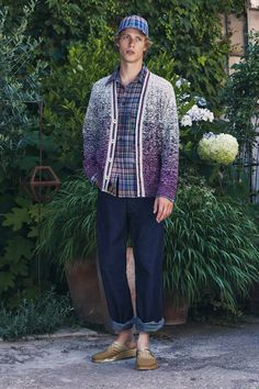 Missoni Spring 2018 Menswear Collection Photos - Vogue