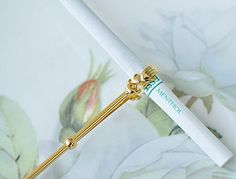 Amazon.com: OLizee® Elegant Lady Smoker Cigarette Holder Ring(Golden,S): Health & Personal Care