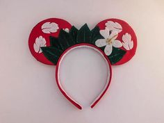 Lilo Inspired Disney Ears