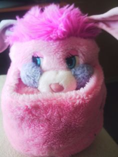 Popples!!! I loved them!!!!