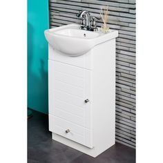 Gallery For Photographers Fine Fixtures Somette Petite Inch Vanity with Vitreous China Sink Top