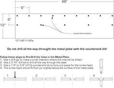 Touche rampe obstacle Halfpipe Miniramp Avec Métal Coping