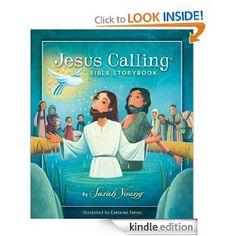 Jesus Calling Bible Storybook: Sarah Young: Amazon.com: Books