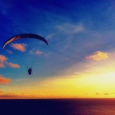 Become a paraglider