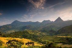 Cerro Tusa, Antioquia (Región Andina), Colombia.