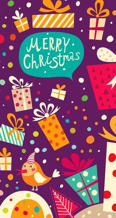 Tap image for more Christmas Wallpapers! Merry Christmas - iPhone wallpapers @mobile9