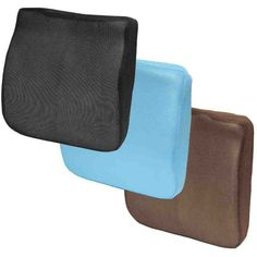 Memory Foam Lumbar Back Support Cushion For Office Car Seat Chair   If You  Will Be Spending A Considerable Amount Of Time Si