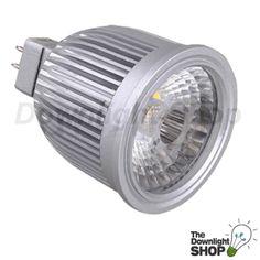NEW #MONO lens MR16 #lamp White #LED #driver - $30.99 SAVE: 16% OFF