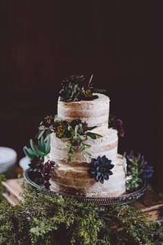 succulent wedding ca