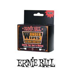 Ernie Ball Wonder Wipes Fretboard Conditioner