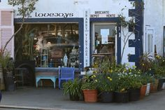 Lovejoys Antiques in Jersey! Remember Ian McShane in the TV series 1986!