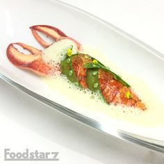 Confit Lobster With Normandy Butter Emulsion