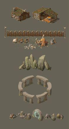 https://www.behance.net/gallery/31976043/Terra-Magica-game