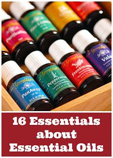 Goodness Gathering: 16 Essentials about Essential Oils