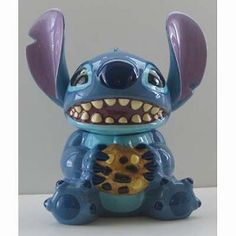 Disney Cookie Jar - Stitch