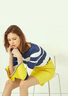 W Concept 18th, Concept, Knitting, Spring, Dresses, Fashion, Vestidos, Moda, Tricot