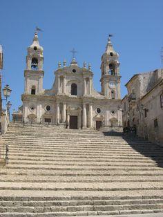 eccellenze-italiane:  Palma di Montechiaro - Sicily - the Mother Church - ByArchenzo