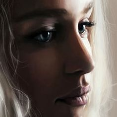 Game of Thrones illustrations from Anja
