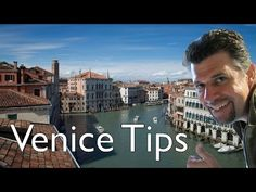Venice tips - How and where to buy tickets for the ACTV Vaporetto, and how to validate your tickets. How to get to the Various Islands of Murano, Burano, and Torcello. Also, why you should take a Vaporetto cruise of the Grand Canal.   www.mikestravelguide.com - helping you plan your trip to Europe!