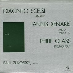 Image result for iannis xenakis record cover