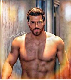 Beautiful Men Faces, Gorgeous Men, Hairy Men, Bearded Men, Cute Boys Images, Turkish Men, Cool Hairstyles For Men, Italian Men, Cute Kittens