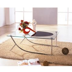 coffee  table from Inlong furniture(Weishuofeng Metal Furniture Co.,LTD) based in China.  Looking for buyer over the world. Email:inlongfurniture@hotmail.com Contemporary Home Furniture, Modern Contemporary Homes, Metal Furniture, China, Coffee, Glass, Table, Home Decor, Kaffee