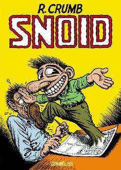Snoid by #Robert_Crumb #underground_comics