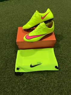e4c93cb26f 12 Best NIKE SOCCER CLEATS images in 2015 | Nike cleats, Nike ...