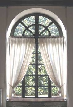 80 Best Arched Windows Images In 2019 Bow Windows Curtains Arch