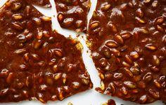 Pumpkin Seed Brittle - Bon Appétit