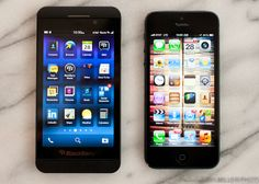 BlackBerry Z10 review: Classy handset hampered by OS flaws
