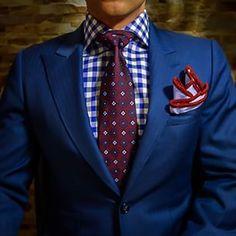 Sebastian Cruz Couture @thepocketsquareindustry Instagram profile - Enjoygram Mens Attire, Mens Suits, Classy Men, Classy Style, Stylish Suit, Dapper Gentleman, Suit And Tie, Couture Fashion, Dress To Impress