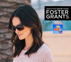 Foster Grant on GMA