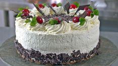 "Rezept ""Schwarzwälder Kirschtorte"" | NDR.de - Ratgeber - Kochen Tasty Bakery, Cheesecake, Desserts, Food, Black Forest Cake, Cherries, Pies, Food Food, Rezepte"