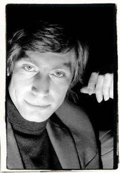 Charlie Watts portrait by Stan Mays