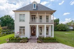 Painted Brick: Trim is Sherwin Williams Intellectual Gray and base color is SW Shoji White