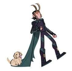 Loki by racheljpierce