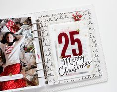 The Picinic Basket: December Daily® 2018 │ Days Twenty One thru The End Christmas Crafts, Christmas Decorations, Christmas Ideas, Simple Stories Snap, Life Planner, Planner Ideas, Daily Journal, Christmas Scrapbook, December Daily